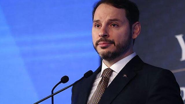 Bakan Albayrak'tan ''4 finansman paketi'' paylaşımı