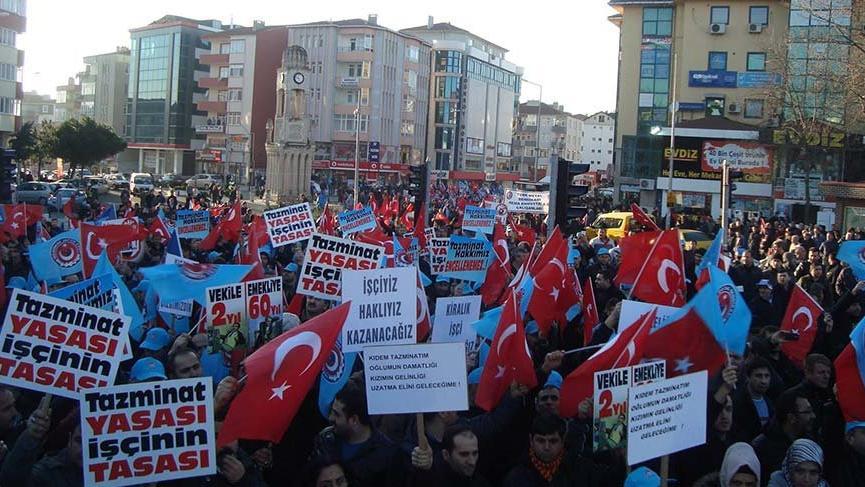 Türk-İş greve hazırlanıyor