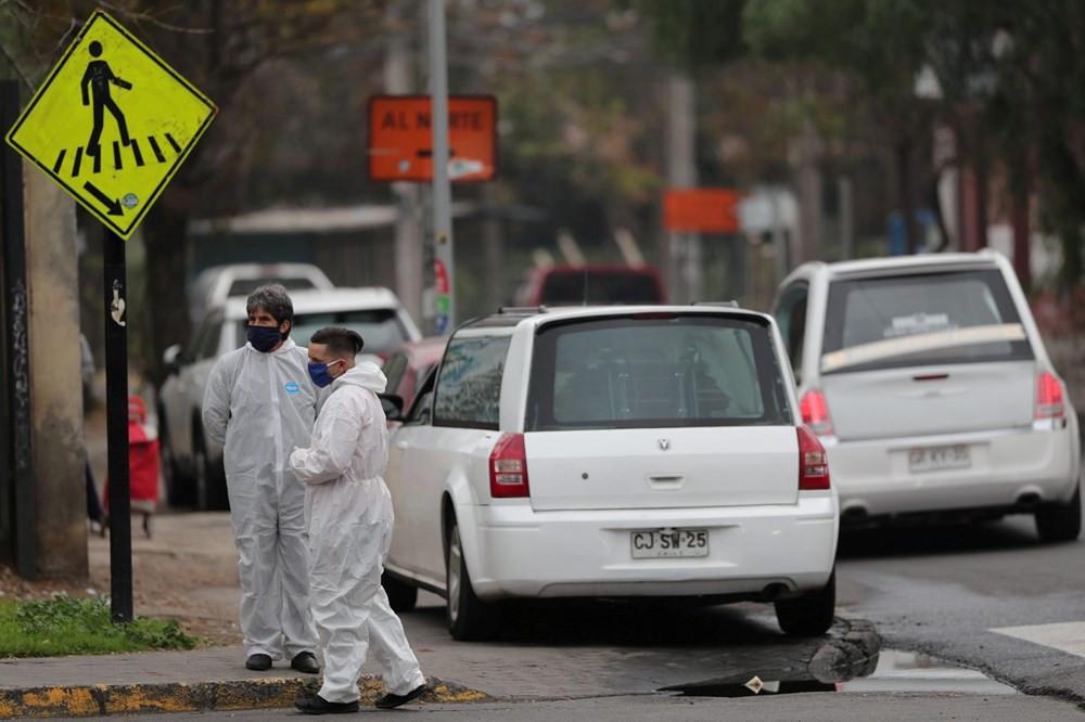 Şili'de koronavirüse bağlı ölüm sayısında şoke eden gerçek!