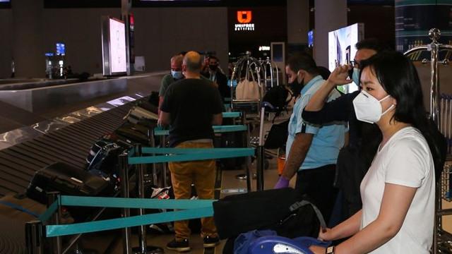 ABD'den İstanbul'a 3 ay sonra ilk yolcu uçağı indi