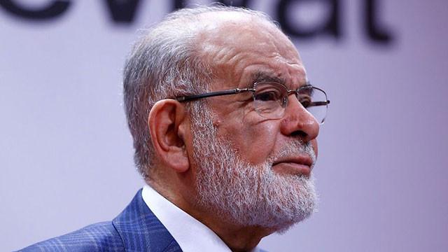 Saadet Partisi Genel Başkanı Karamollaoğlu'ndan iktidara sert eleştiri