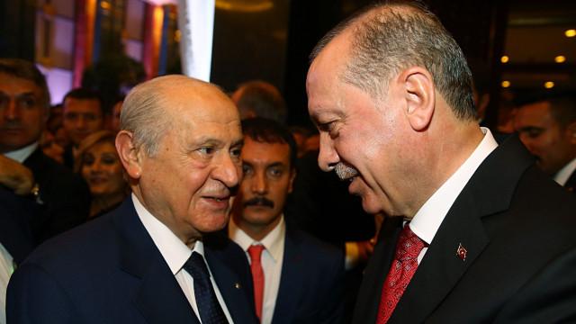 AK Parti ve MHP'nin üzerinde çalıştığı 4 madde ortaya çıktı