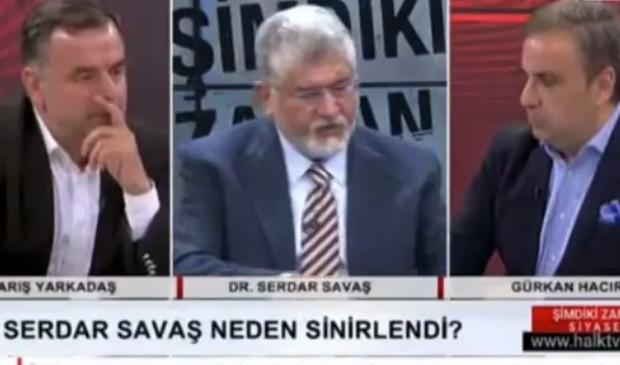 Dr. Serdar Savaş: ''Bundan mı anlıyorsunuz ?''