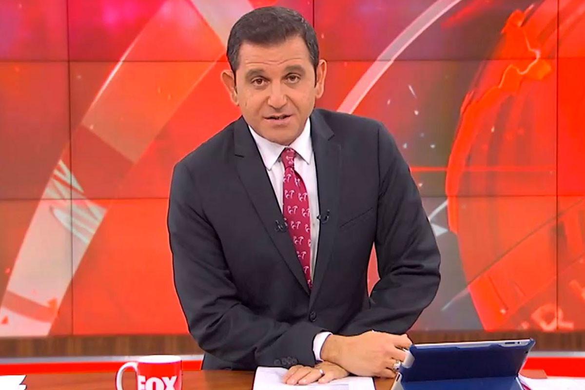 Troller iş başında: ''Fatih Portakal FoxTV'den kovuldu''