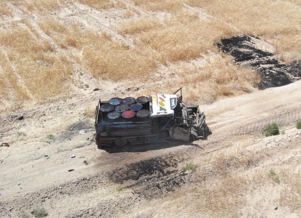 PKK'lı teröristlerin hain saldırısı son anda önlendi