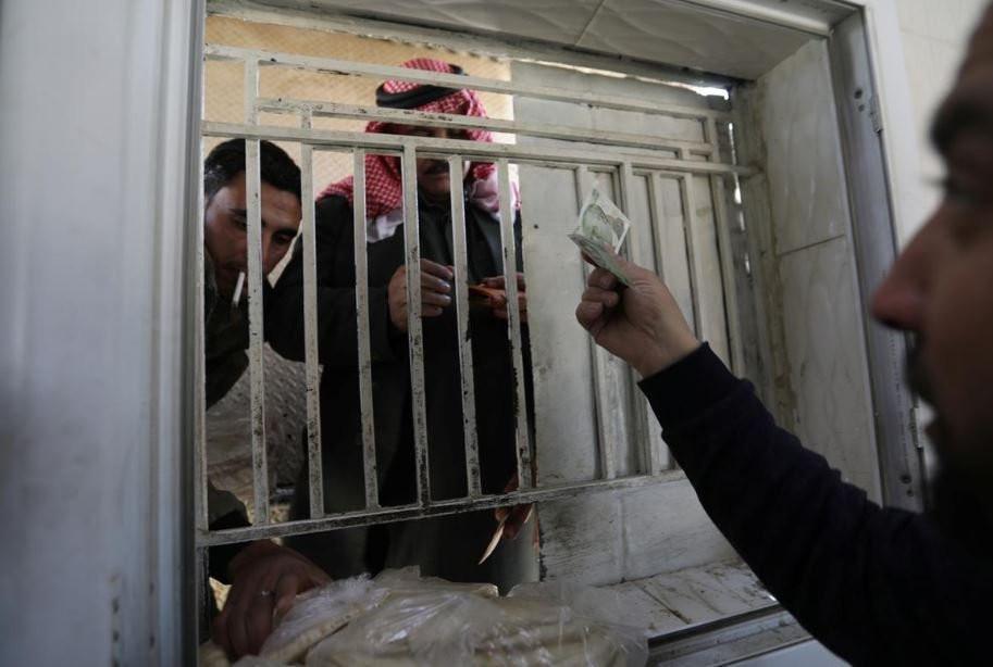 Suriye Türk Lirası kullanmaya başladı