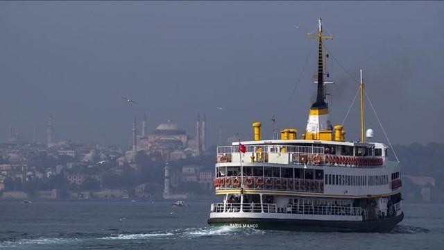 İstanbul'da vapur ücreti 5 kuruş oluyor