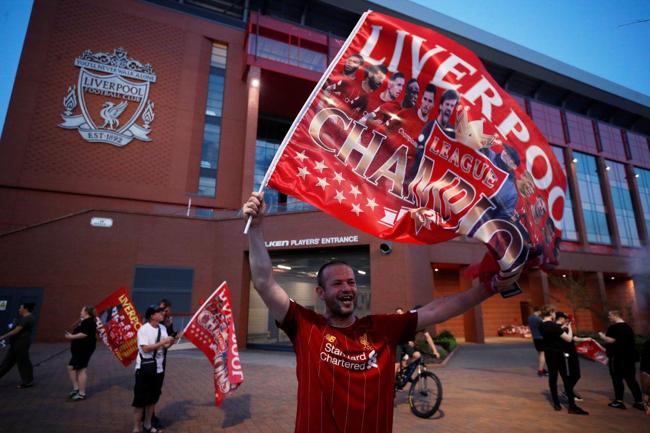 Premier Lig'de şampiyon Liverpool - Resim: 1