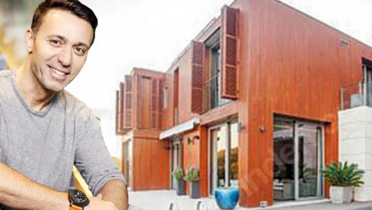 Mustafa Sandal 4 katlı lüks villasını sattı