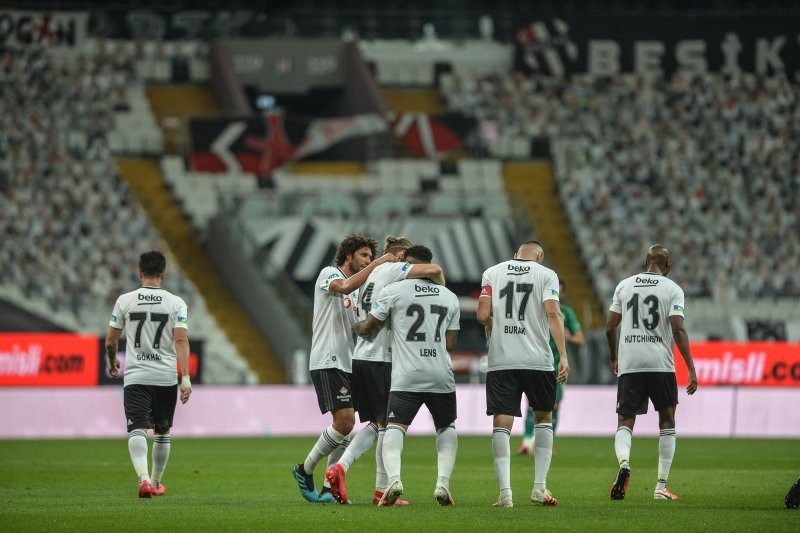 Süper Lig'de güncel puan durumu