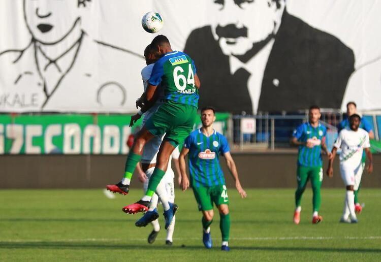 Rizespor 2-2 Denizlispor
