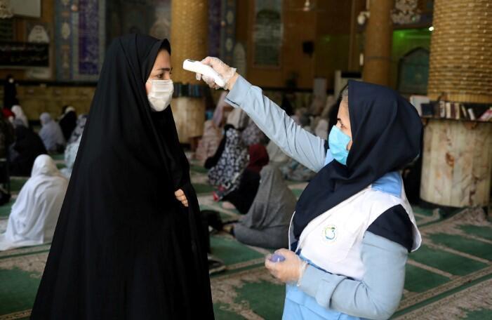 İran'da ölüm ve vaka sayıları artıyor