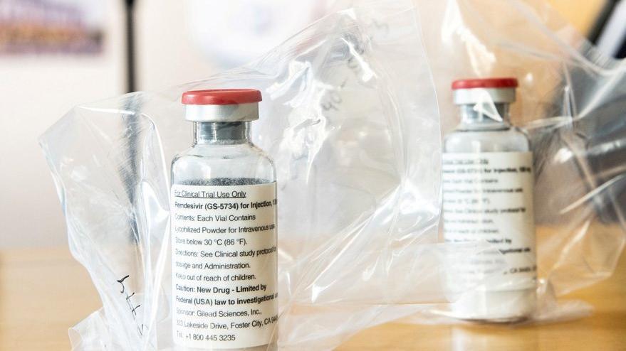 Güney Kore'de Covid-19 ilacına onay çıktı!