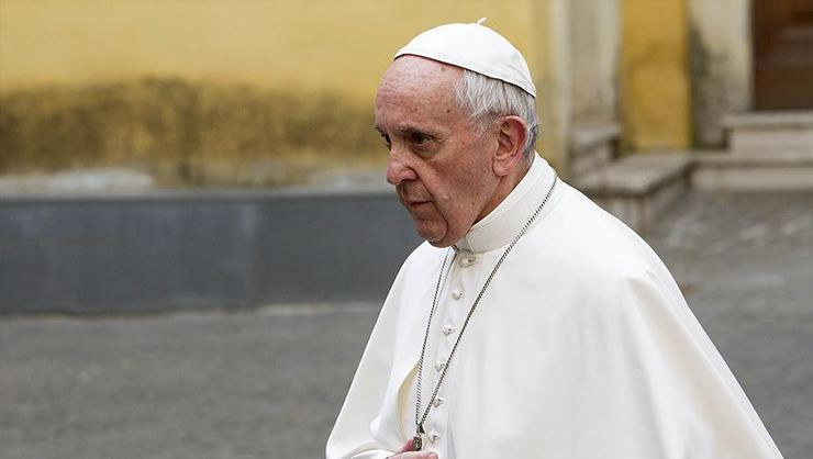Papa'dan George Floyd çıkışı: ABD kendini yenilgiye uğrattı