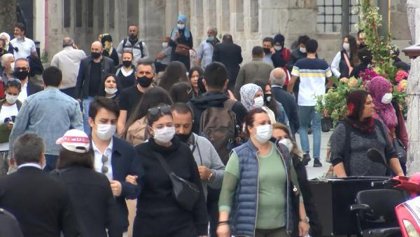 İstanbul'da normalleşmenin üçüncü gününde korkutan görüntüler - Resim: 4