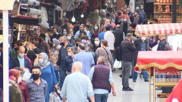 İstanbul'da normalleşmenin üçüncü gününde korkutan görüntüler