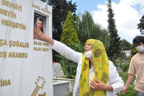 Barış Akarsu 41'inci doğum gününde unutulmadı