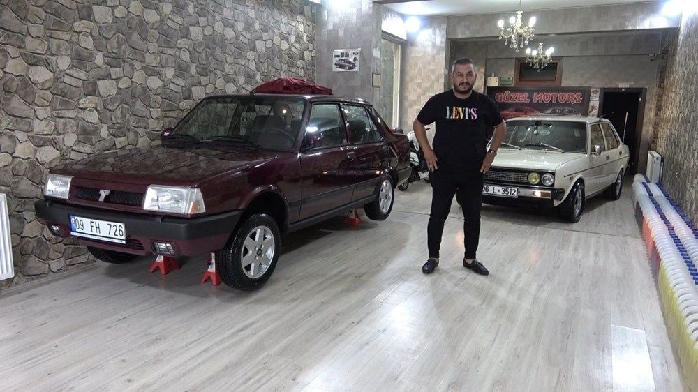 1997 model otomobil 70 bin liraya satıldı