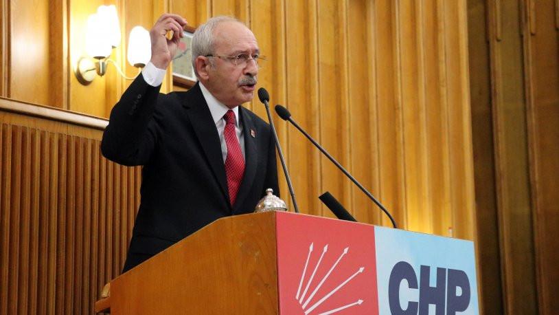 Kılıçdaroğlu, Erdoğan'ı ve Bahçeli'yi vatana ihanetle suçladı