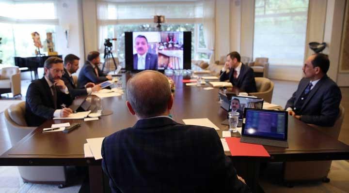 Erdoğan'ın kabine revizyon listesi sosyal medyaya düştü, Ankara karıştı