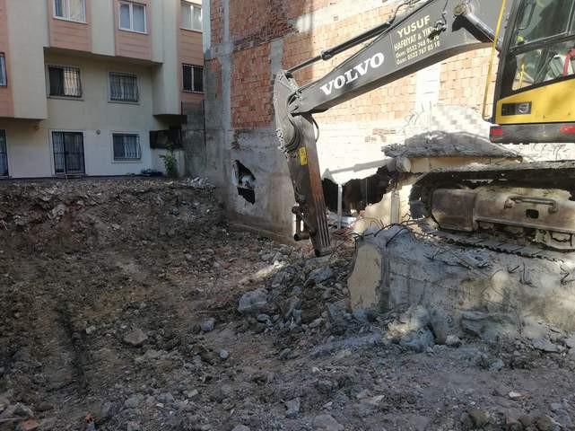 İstanbul'da şok eden görüntü