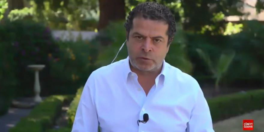 Cüneyt Özdemir: ''Muhalifler muhalif değil gerzek!''