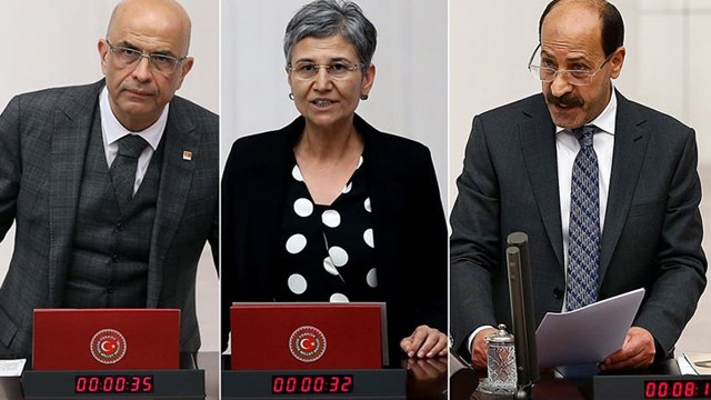 Meclis karıştı! Üç ismin milletvekilliği düşürüldü