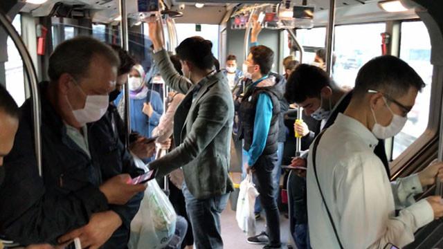 İETT açıkladı! İşte toplu taşımada uyulması gereken kurallar!