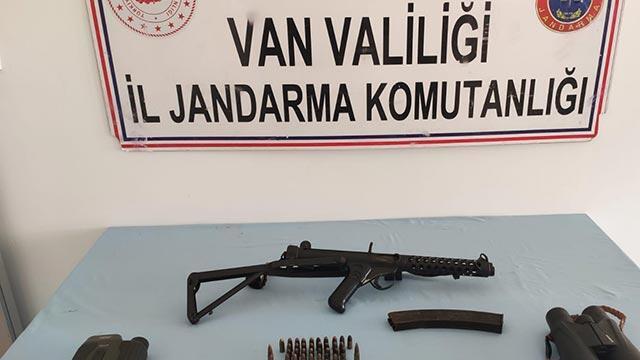 Van'da terör örgütüne büyük darbe