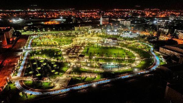 Anadolu'nun en büyük 'Millet Bahçesi' bugün açılıyor