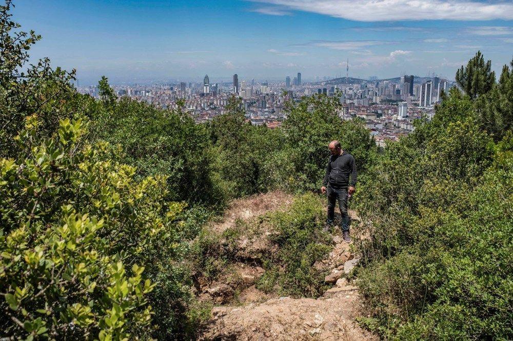 İstanbul'da çakarlı define avcıları yakalandı