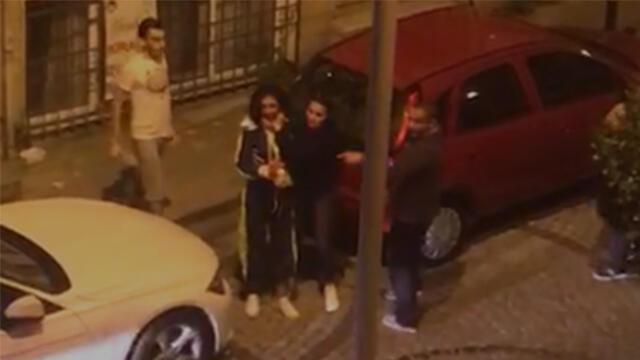 Genç hemşireye eski erkek arkadaşı tarafından bıçaklı saldırı!