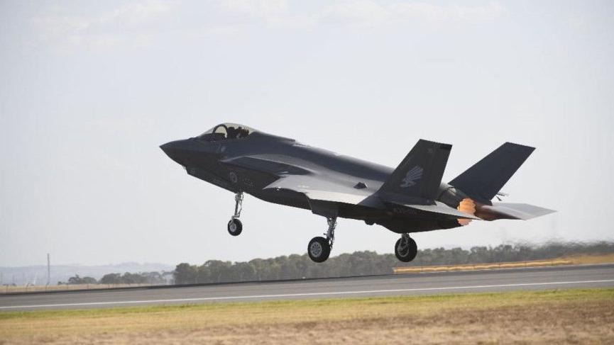 ABD'den F-35'ler için dikkat çeken Türkiye kararı