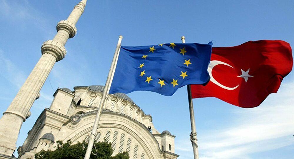 Türkiye'den AB'ye tepki: Bu yanlışın düzeltilmesini bekliyoruz