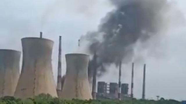 Hindistan'da termik santralde patlama: Ölü ve yaralılar var