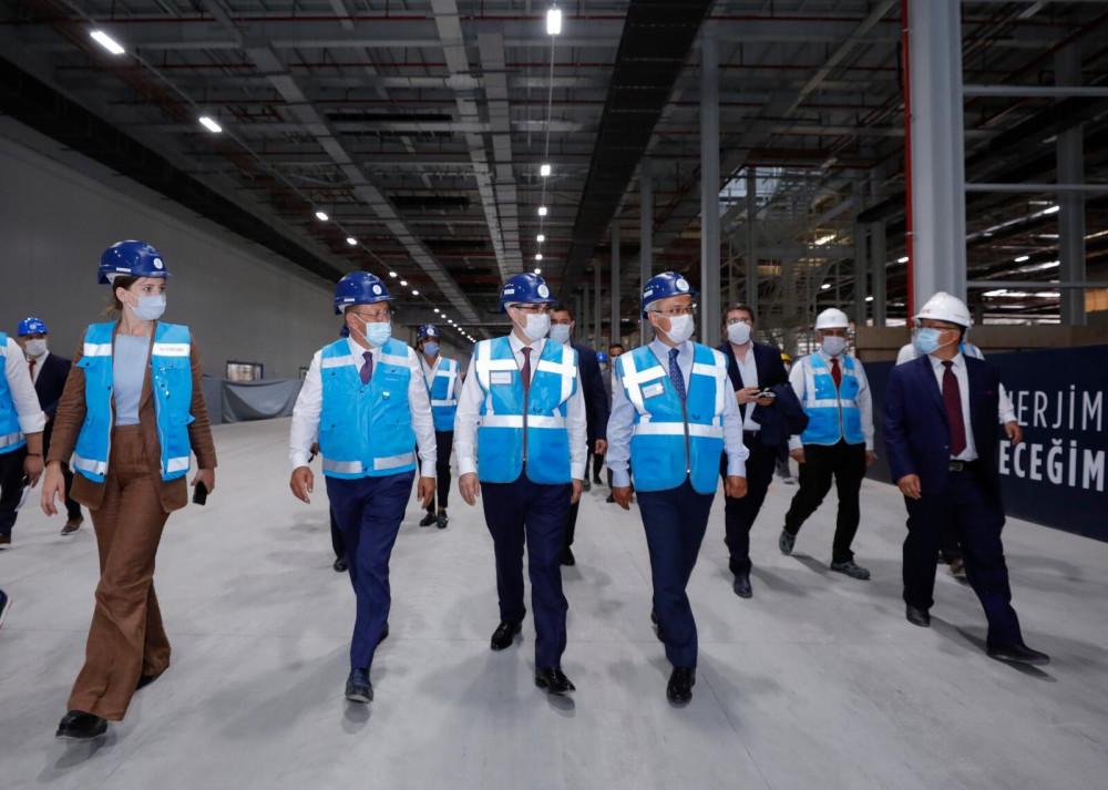Türkiye'de ilk ve tek! 1400 kişiye istihdam sağlayacak - Resim: 1