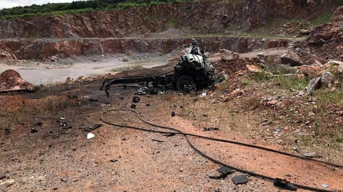 Jandarma Genel Komutanlığı'ndan patlama açıklaması