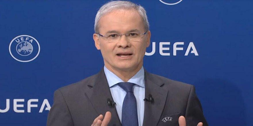 UEFA'dan TFF'ye teşekkür