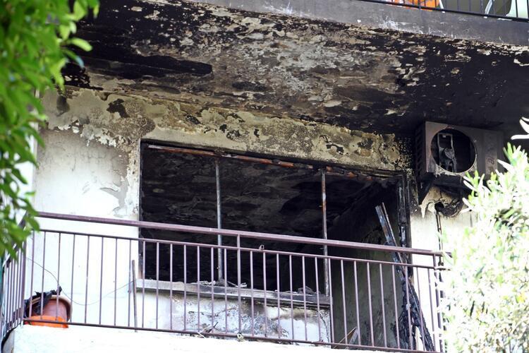 Evinde iki kez yangın çıkan Rus genç, komşuları tarafından dövüldü