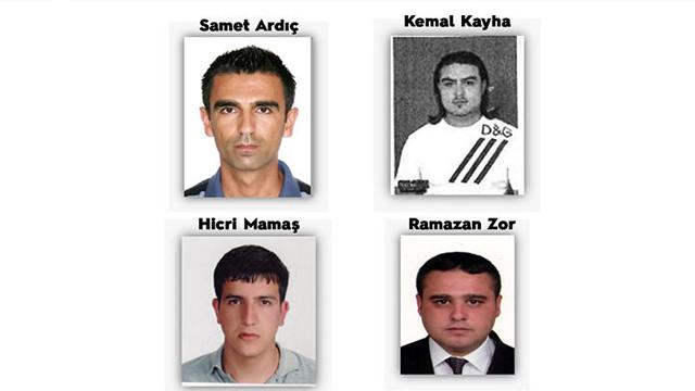 Kırmızı bültenle aranan 4 kişi Türkiye'ye teslim edildi
