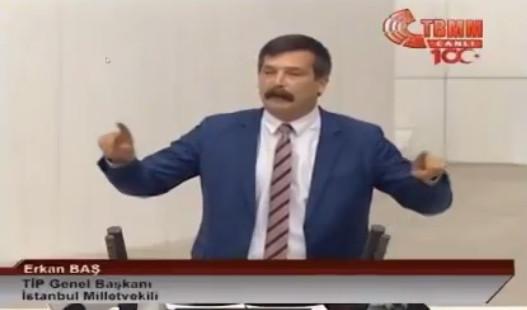 Meclis'te ''eli Fethullah'ın eline değmeyenler el kaldırsın'' dedi ve...