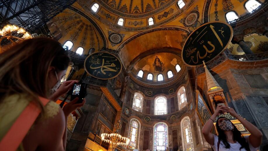 Türkiye'den UNESCO'ya ''Ayasofya'' yanıtı - Resim: 2