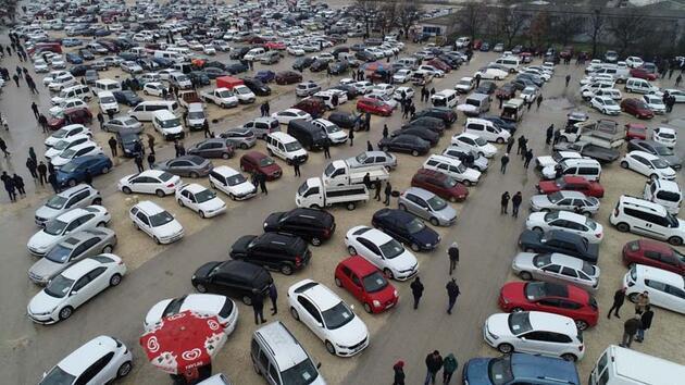 İşte ikinci el otomobilde en çok satanlar