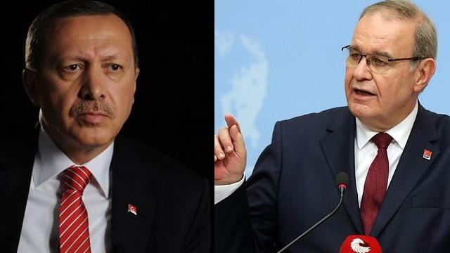 CHP'li Öztrak'tan, Cumhurbaşkanı Erdoğan'a ''Atatürk'' yanıtı