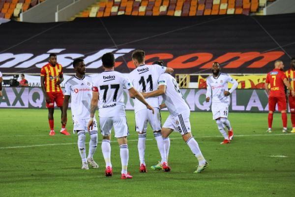 Beşiktaş, 3 puanı kazanmayı bildi!