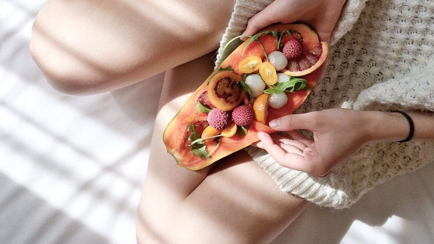Bu yiyecekler cinsel gücü arttırıyor!