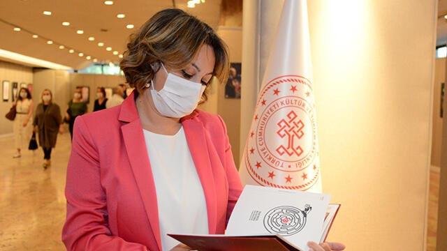 ''15 Temmuz Şehitleri Afiş Tasarım Sergisi'' Milli Kütüphanede açıldı