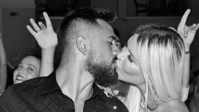Gökhan Çıra'nın Selin Ciğerci ile öpüşürken paylaştığı poz olay oldu
