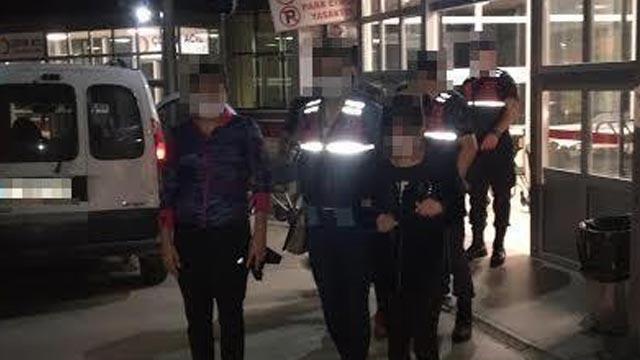 Afyonkarahisar'da fuhuş baskını: 5 gözaltı