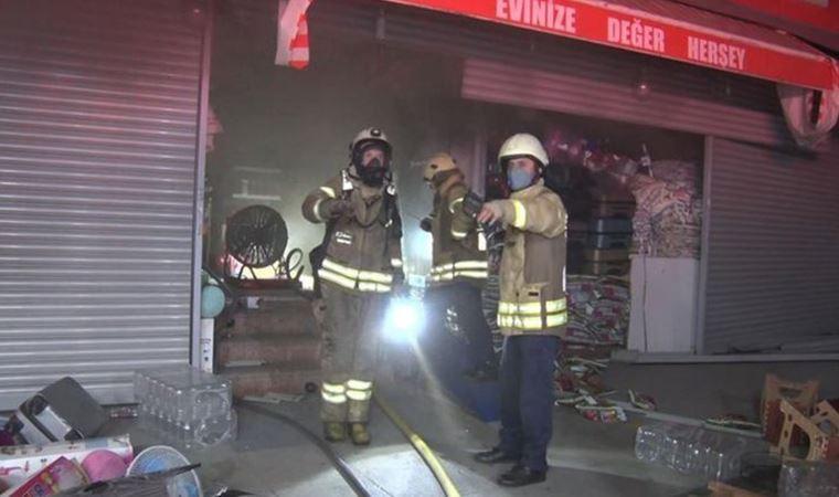 İstanbul'da korku dolu gece!